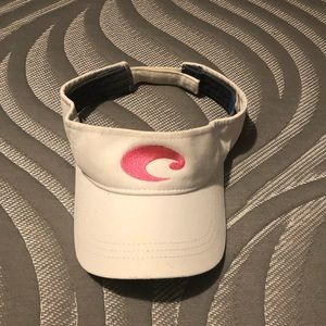 Costa Del Mar tennis visor